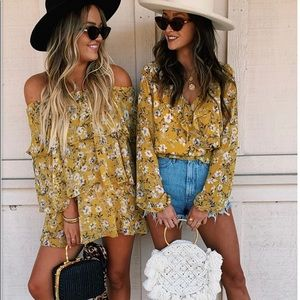Show me Your mumu brewster top